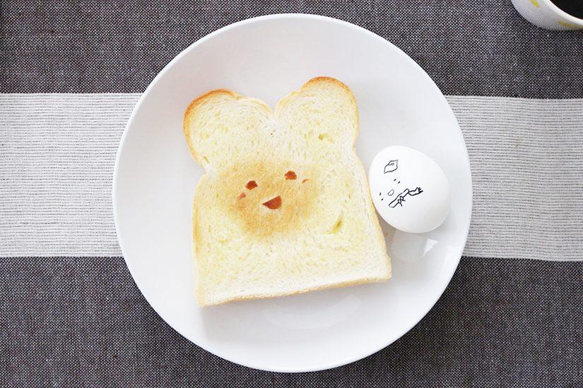 笑顔パン – #3