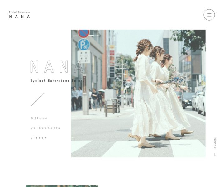 NANA【公式】福岡で口コミで人気のマツエク(まつげエクステ)&ネイル